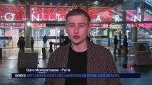 Samedi noir dans les Gares: Les passagers furieux évoquent les erreurs de réservations, les trains bondés, le surbooking