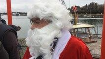 Le Père Noël est partout à Vannes