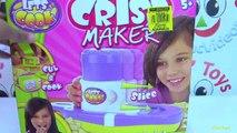Let s Cook Crisp Maker Toy - Make Your Delicious Potato Crisps