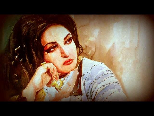 Man Tarsay Balam Ghar Aa Ja - Noor Jehan - Film Pukaray Mera Dil (Unreleased)