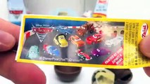 Cars 2 Surprise Eggs Unboxing Disney Pixar toy gift - Kinder sorpresa huevo juguete regalo Cars , Cartoons animated movies 2018