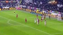 1-0 Medhi Benatia Goal HD - Juventus 1-0 AS Roma 23.12.2017