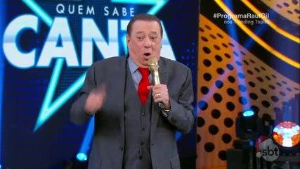 Quem Sabe Canta - 23.12.17 - Parte 2