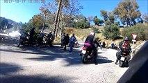 Ruta de Torrox a Torremolinos. Prota: Los 4:1/2:H
