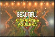 Christina Aguilera Beautiful Karaoke Version