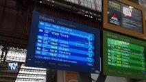 Pagaille dans les gares et les trains: la SNCF dément tout problème d'organisation