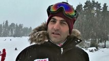 Cıbıltepe Kayak Merkezi'ne ilgi artıyor - KARS