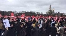 Pro-Navalny Nomination Rallies Held Across Russia