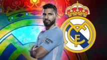 يورو بيبرز: ريال مدريد يريد اغويرو في يناير .. واوباميانغ بديلاً لـ غريزمان