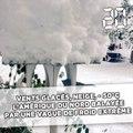 Vents glacés, neige, -50°C, état d'urgence... L'Amérique du Nord balayée par une vague de froid extrême