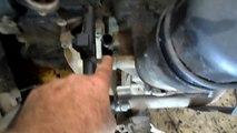 Capteur d'huile moteur VW - حساس الزيت فى عدة انواع من المحركات - حساس الزيت فى محرك السيارة