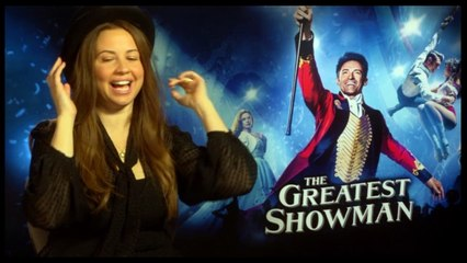 The Greatest Showman Hugh Jackman