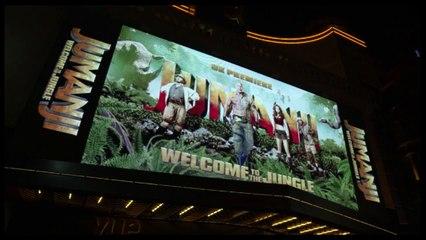 Jumanji Premiere Preview