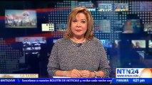 """""""Pensábamos que Ronny no iba a salir"""": Ana Maritza de Navarro, la madre de Ronny Navarro, un expreso político venezolano que fue liberado este sábado"""