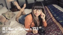 All I Want for Christmas is YOU | Cover Song | Baby ALENA