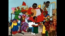 """Fat Albert and the Cosby Kids (1/3) Bill Cosby and Fat Albert Tell Us That """"Everybodys Different"""