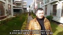 Ekşioğlu City Evleri Tanıtım Karasu Satılık Yazlık