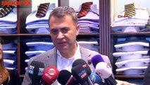 Fikret Orman'dan Cenk Tosun ve Arda Turan açıklaması