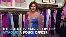 'Real Housewives' Luann de Lesseps Arrested in Palm Beach
