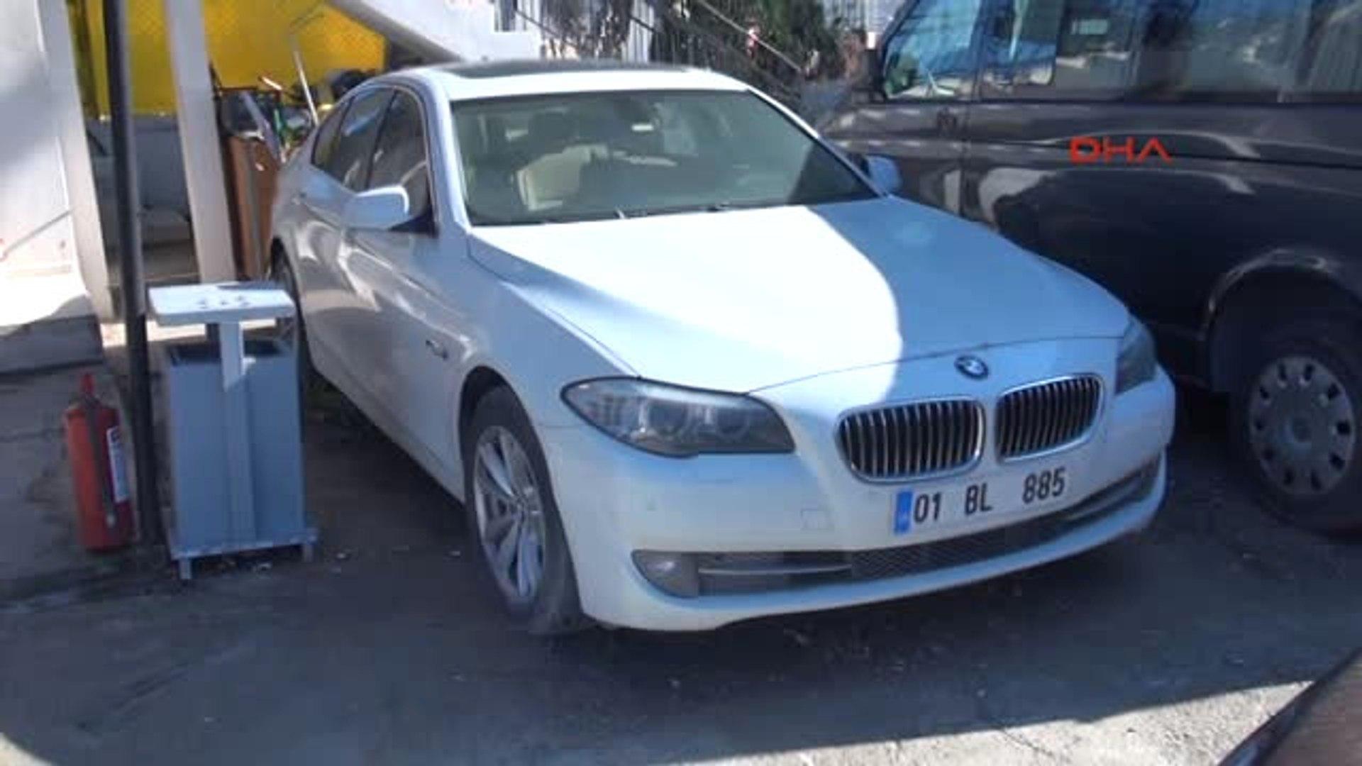 Adana-Lüks Otomobiller, Otoparkta Çürümeye Terk Edildi