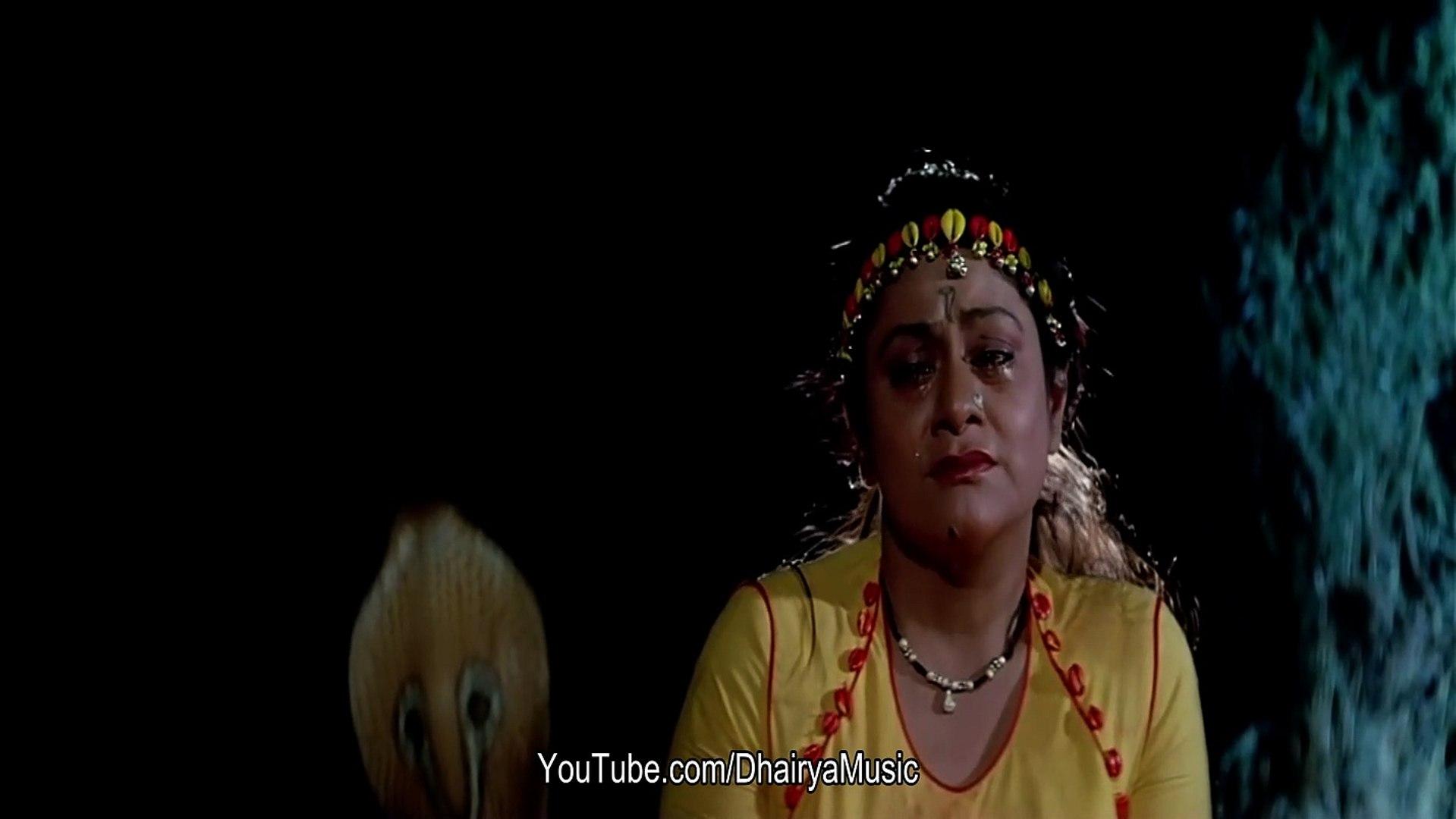 Mere Munne Bhool Na Jana (Female) [HD] - Doodh Ka Karz (1990) | Aruna Irani