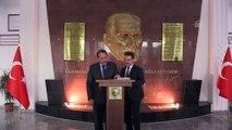 AK Parti Genel Başkan Yardımcısı Karacan - IĞDIR