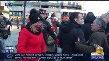 Emmanuel Macron passe Noël dans la station de La Mongie (Hautes-Pyrénées)