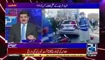 Mubasher Lucman reveals that Shahbaz Sharif life in big dange