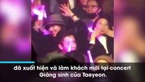 Cùng Yuri và Seohyun đi xem concert của Taeyeon, Yoona khóc đỏ mắt khi fan nhắc đến SNSD