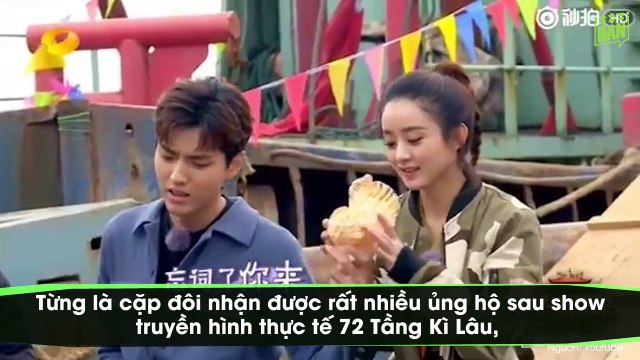 Mặc kệ fandom khẩu chiến, Triệu Lệ Dĩnh và Ngô Diệc Phàm nhá hàng ca khúc cực chất trong MV hợp tác chung