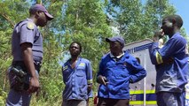 En Afrique du Sud,le fléau très politique des attaques de fermes