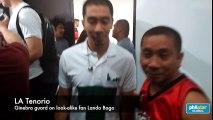 Kalokalike: LA Tenorio meets look-alike fan after Christmas Day win