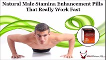 Natural Male Stamina Enhancement Pills That really Work fast