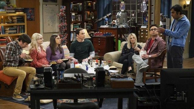 The Big Bang~Theory Season 11 Episode 12 ((Streaming))