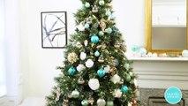 Beachy Keepsakes Christmas Tree- Martha Stewart-XLofHmgQqO8