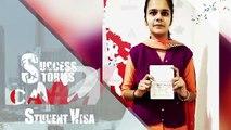 Success Stories - Canada Student Visa - Lovepreet Kaur