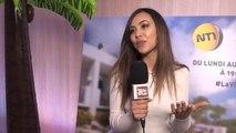 telestar.fr a rencontré Yamina de «La villa des cœurs brisés 3» (NT1 ), déc 2017