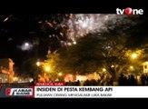 Insiden di Pesta Kembang Api, Puluhan Orang Alami Luka Bakar