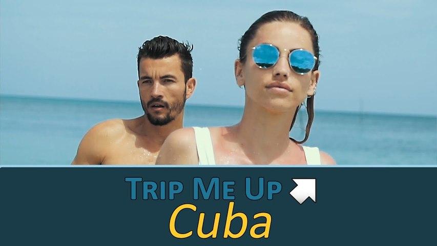 """Trip Me Up """"Voyage à CUBA"""" (Alex Vizéo - Gaëlle Garcia Diaz)"""