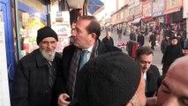 AK Parti Genel Başkan Yardımcısı Karacan, Ağrı'da