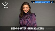 Miranda Kerr NET-A-PORTER Dancing Queen Shows Off Her Dancing Skills | FashionTV | FTV