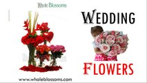 Wedding Flowers -www.wholeblossoms.com