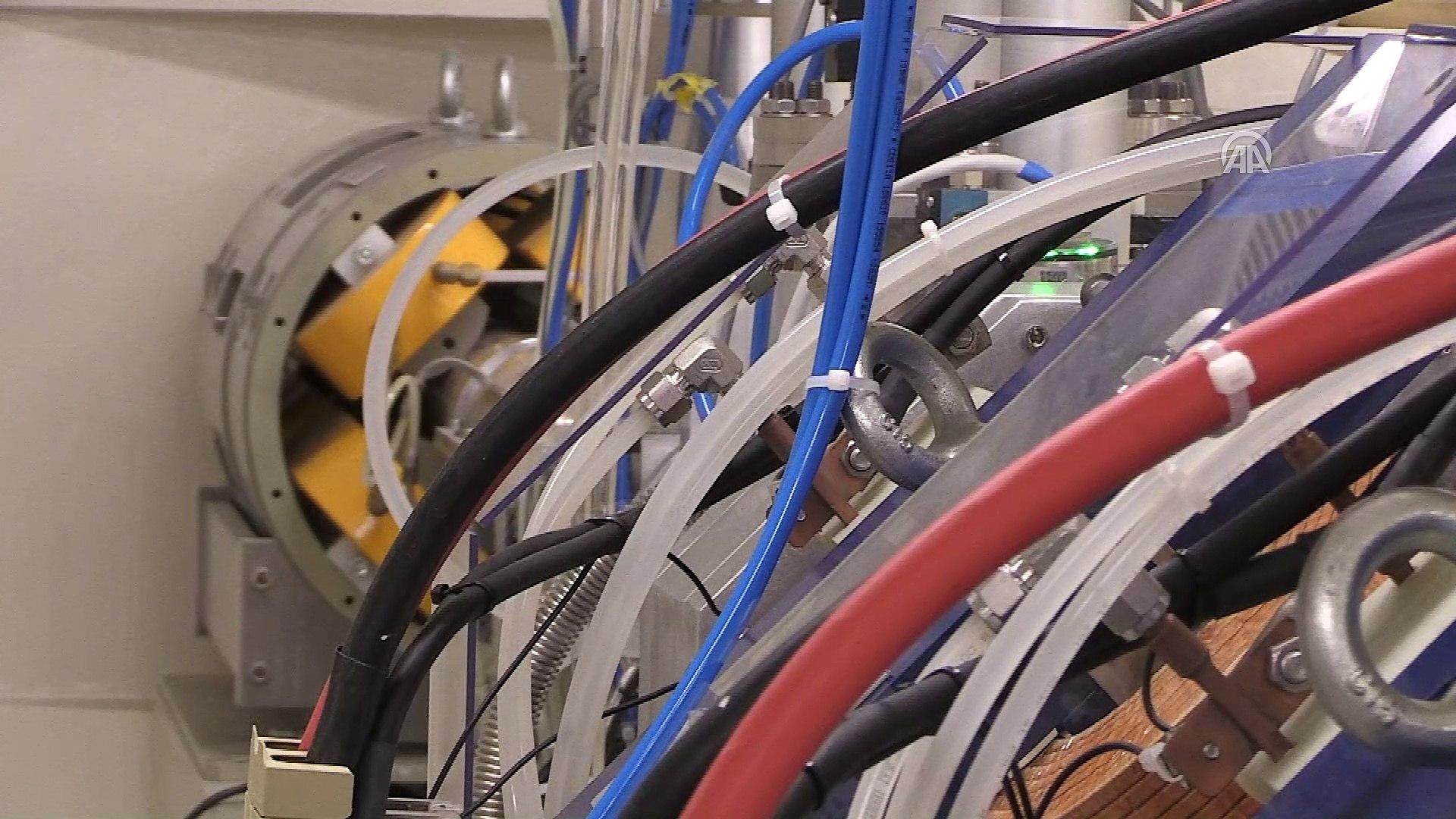 Uzay teknolojilerinde yeni test sistemi - ANKARA