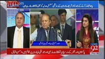 Image Is Being Built That Mian Nawaz Sharif Is A Defying Person - Rauf Klasra