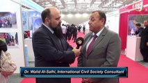 Dr. Walid Al-Salhi, International Civil Society Consultant speaks for A9 TV