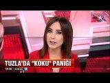Tuzla'da 97 kişiyi hastanelik eden esrarengiz kokunun kaynağı bulundu