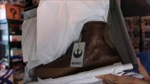 STAR WARS THE LAST JEDI PO-ZU SNEAKER - ONLY 1000 PAIRS MADE & I OWN A PAIR