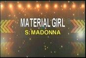 Madonna Material Girl Karaoke Version
