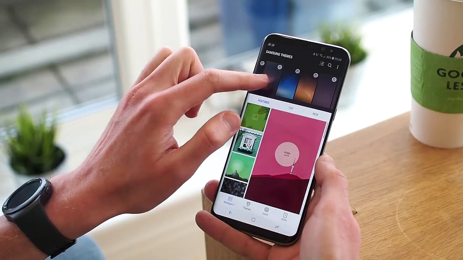 Galaxy S8 Tips - First things to do