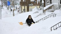 Mother Nature Dumped 5 Feet Of Snow On This Pennsylvania City And The Pictures Are Surreal